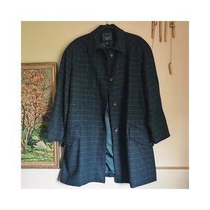 Vintage Ralph Lauren Wool Coat